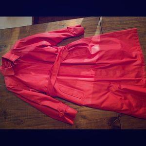 EUC - vintage London Fog trench coat